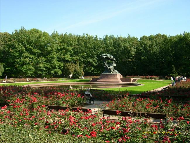 Паметника на Шопен